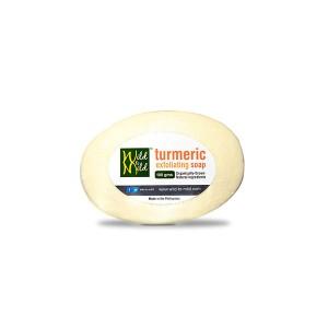 WildToMild-Turmeric-Exfoliating-Soap-100g