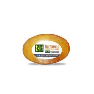WildToMild-Turmeric-Moisturizing-Soap-100g
