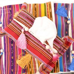 Balud - textile tissue cases