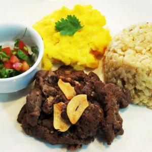 ECHOcafe Pinoy Breakfast - Homemade Tapa